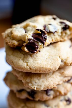 Stevia Chocolate chip cookies