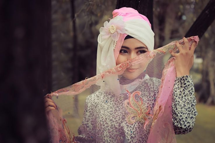 Indian Hijab Style. Copyright 2015 Sidianto, All rights reserved.
