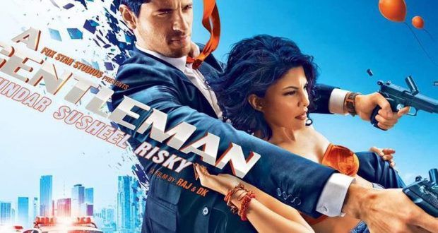 Download A Gentleman 2017 Torrent Movie HD Hindi 1080P Film