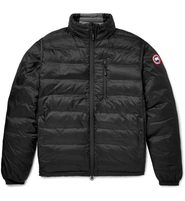 822242b53551a ... Canada Goose - Lodge Packaway matelassé Shell Down Jacket . ...