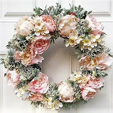 Designer Décor . Spring Wreath . Summer Wreath . by TheOtherSister