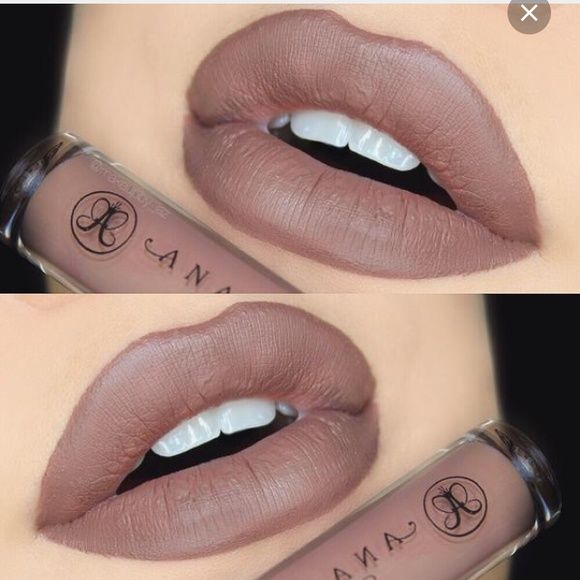 Anastasia liquid lipstick SEPIA