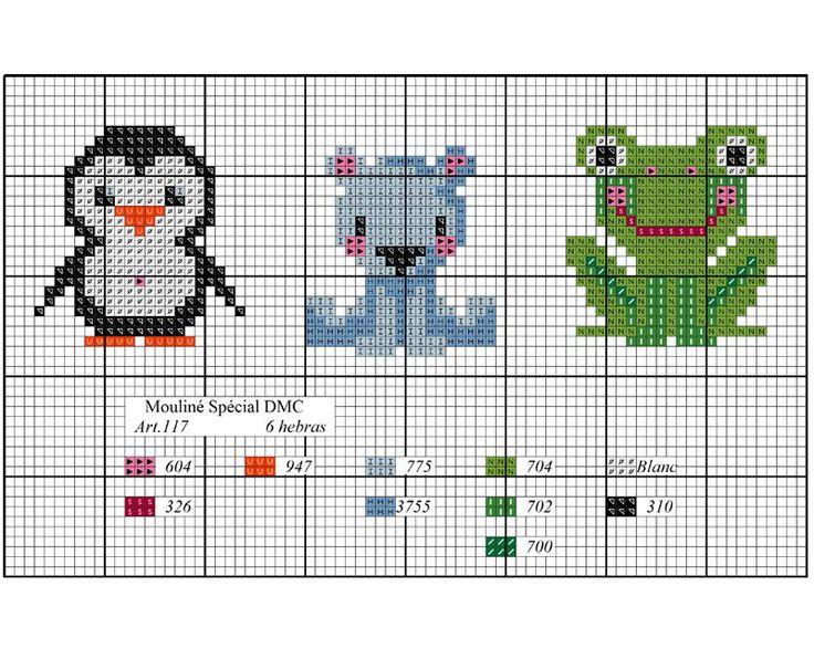 Cross Stitch Creatures - Main
