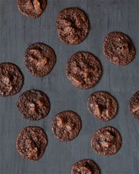 Bettys Chocolate-Pecan Cookies Recipe on Food & Wine - These flourless ...
