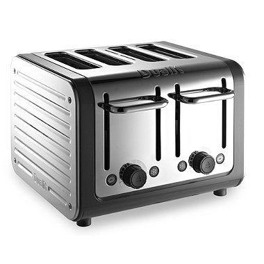 Dualit 4-Slot Architect Toaster - From Lakeland