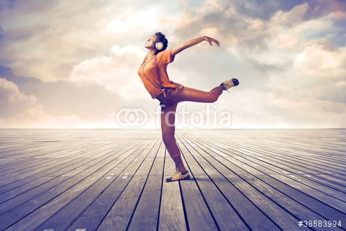 """Download the royalty-free photo """"Dance"""" created by olly at the lowest price on Fotolia.com. Browse our cheap image bank online to find the perfect stock photo for your marketing projects!"""
