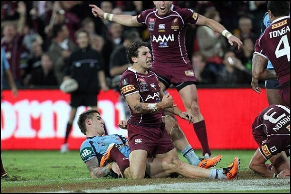 The magnificant Billy Slater