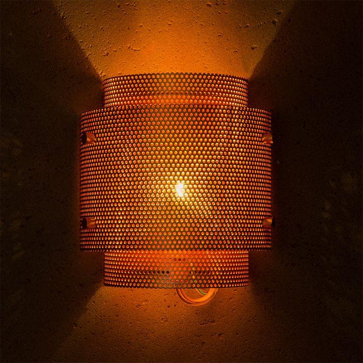Mizar Wall - LOFTLIGHT - Polski design, lampy betonowe, żarówki ozdobne, kable w oplocie