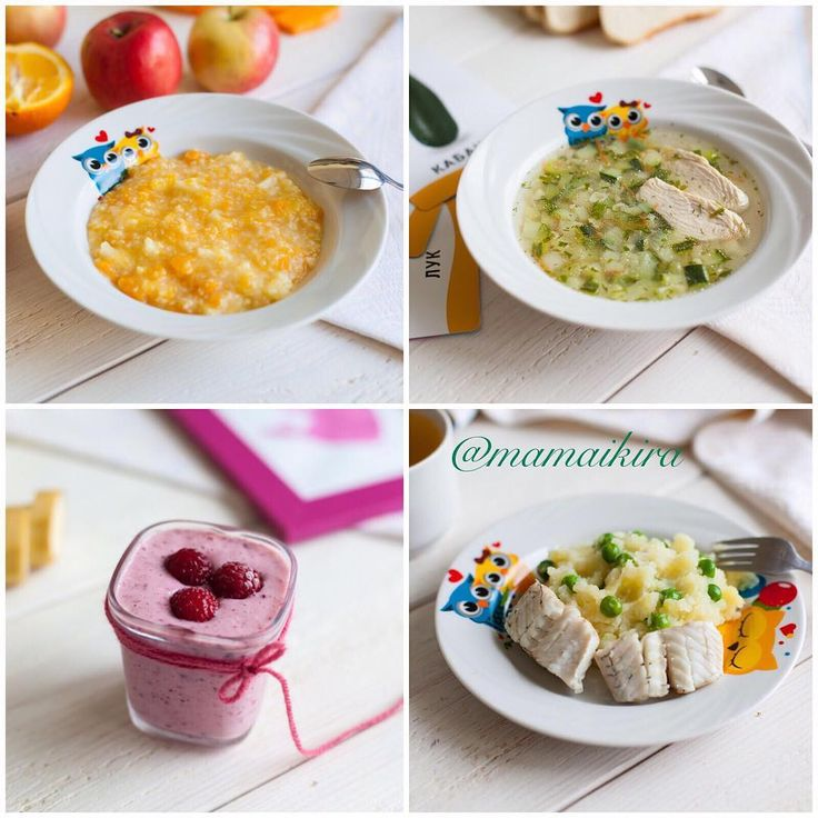 Блюда при безмолочной диете для детей