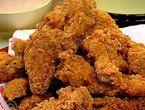 Spicy Fried Chicken Drumettes