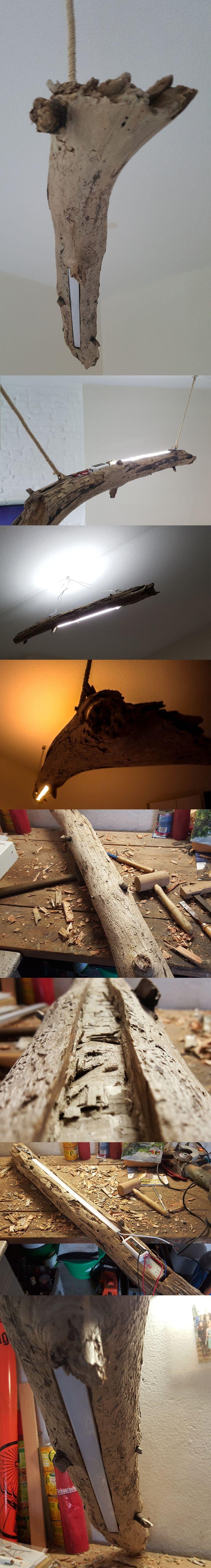 228 best Lampen aus Naturmaterialien | Natural Materials images on ...