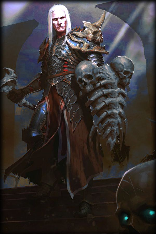 Diablo III: Rise of the Necromancer Launch Screens are Bloody Exquisite  #gaming #games #videogames #giochi #diablo3 #diabloIII #diablo #rpg #dark #goth #fantasy #giochi #videogiochi #necromancer #blood #gore #rpggames #fantasygames #skulls #skeletons #hero