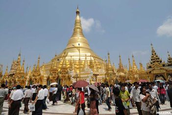 March – Tabaung  Tabaung is the last month of Burmese calendar and dedicated to the festival of pagodas.
