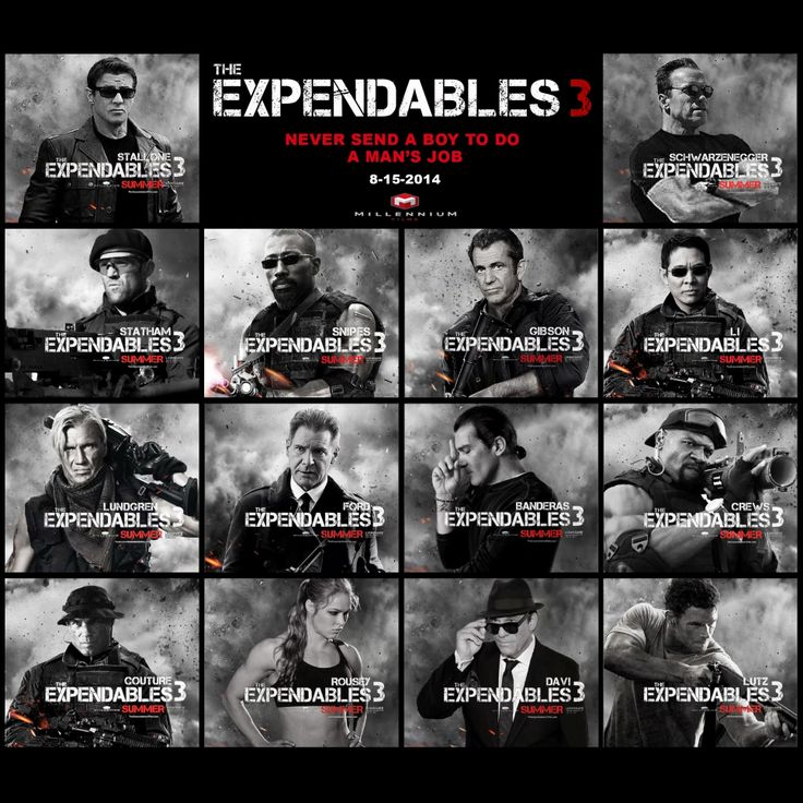 """The Blackmagic Cinema Camera Used on Hollywood Action Blockbuster """"Expendables 3″"""