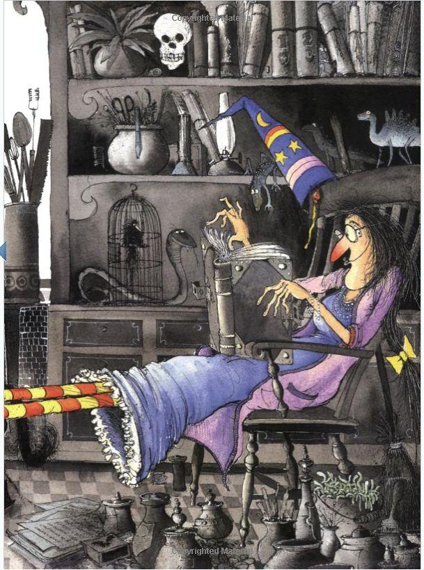 winnie the witch - Halloween Witchcraft