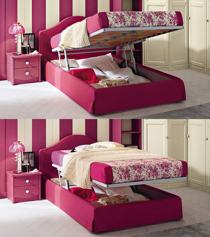 Bedroom with stuffed bed | Callesella