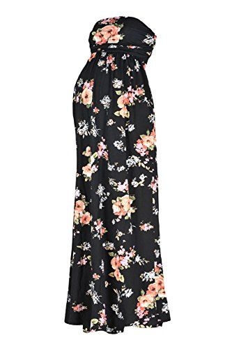 Special Offer: $25.95 amazon.com Comfortable tube top maxi maternity dressStrapless elastic bodice and elastic waistSoft jersey materialPerfect vacation dress, and popular for cruises and beach getaways95%Rayon / 5%Spandex