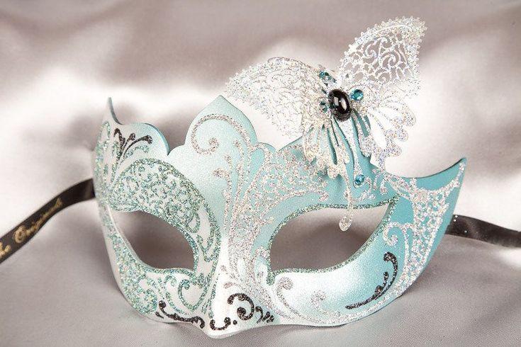 Masquerade Ball Masks | Luxury Masquerade Masks - Venetian Masks - Masquerade…