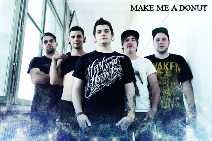 Make Me A Donut(Djent, progressive metal) http://swissmetalbands.ch/band/make-me-donut