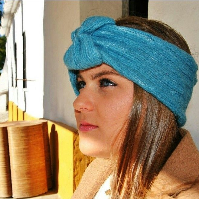 Turbante Bleu!