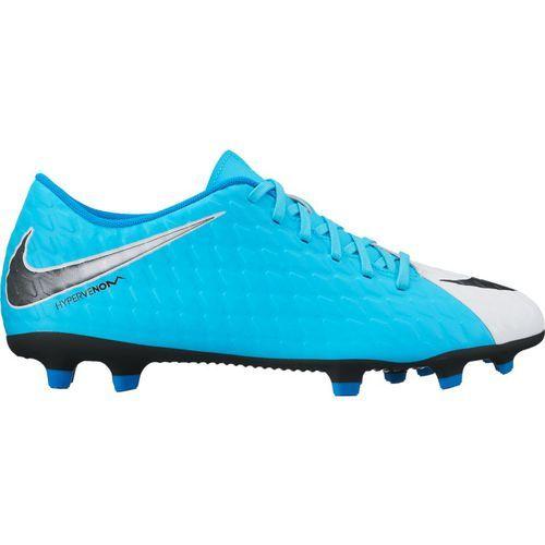 Nike Hypervenom Phade 3 Football Boots (Blue/White) - Adult SALE