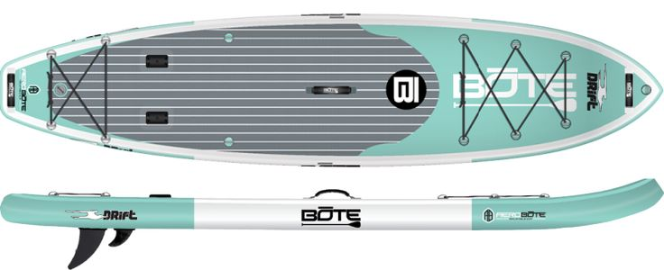 """Bote 11'6"""" Drift Inflatable"""