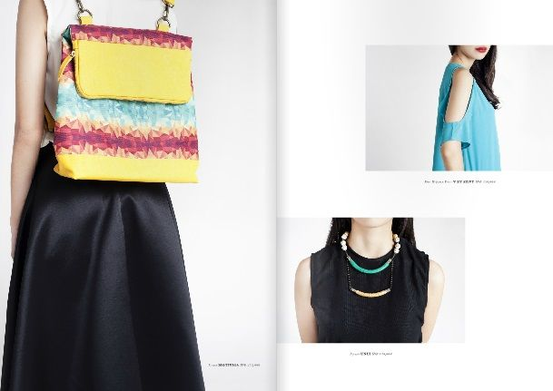 LocalBrand.co.id e-Magazine The Select of Lime Light with colorful outfit. All wardrobe by LocalBrand.co.id. #LocalBrandID How to buy? Visit www.localbrand.co.id Line : localbrandid SMS/WA : +62858 3015 3333 BBM : 7436815A BB channel : LocalBrand.co.id