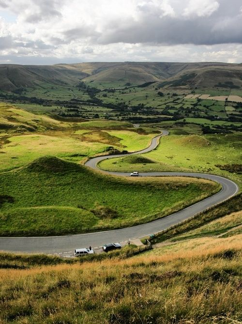 Peak District, Derbyshire