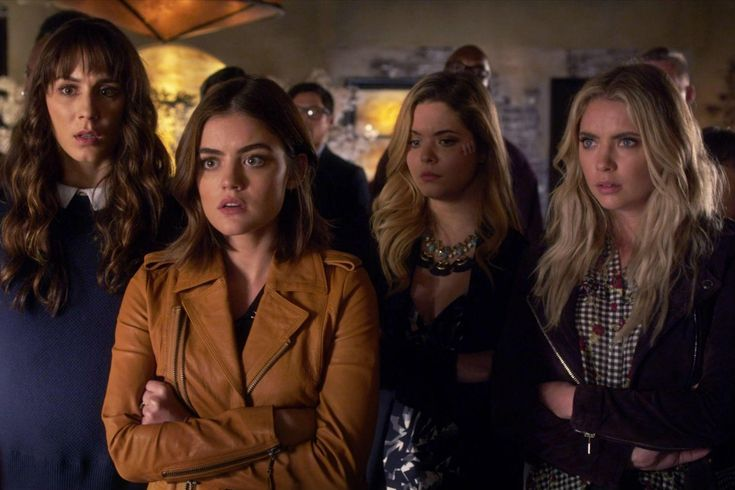 There are still three months left before the final season of Pretty Little Liars continues, but we got a sneak peak of what's coming in the last batch of