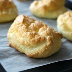 Foto de la receta: Pan sin carbohidratos (pan nube)