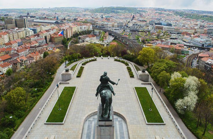 Jan Žižka z Trocnova. #praha #prague #monument #janžižka #vítkov