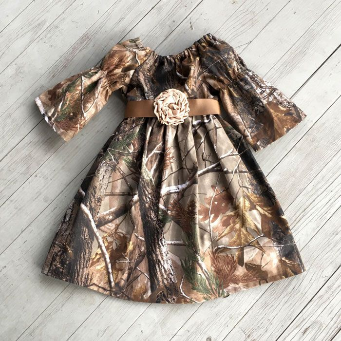 Cute Camo Dress, in so many sizes