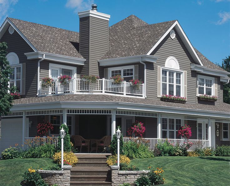 Harvard slate royal siding home ideas pinterest for New siding colors