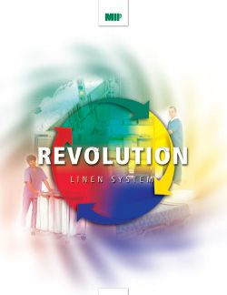 JOIN THE REVOLUTION!  Find out all about our Revolution Linen System and discover how you can:   - Reduce drying times by up to 50%?  - Increase your linen's life expectancy by up to 4 times  - Save up to 35% in processing costs?