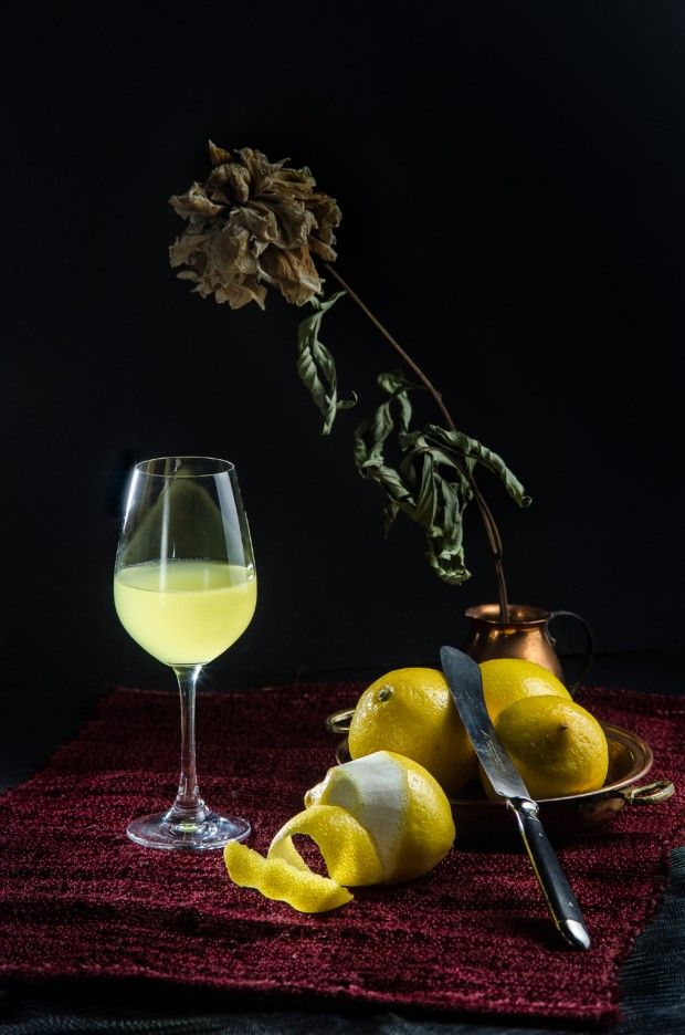 Limoncello 123 from @chasingdelicious