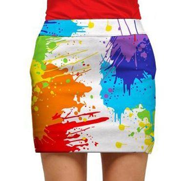 Drop Cloth Golf Skort   #golf4her #loudmouth