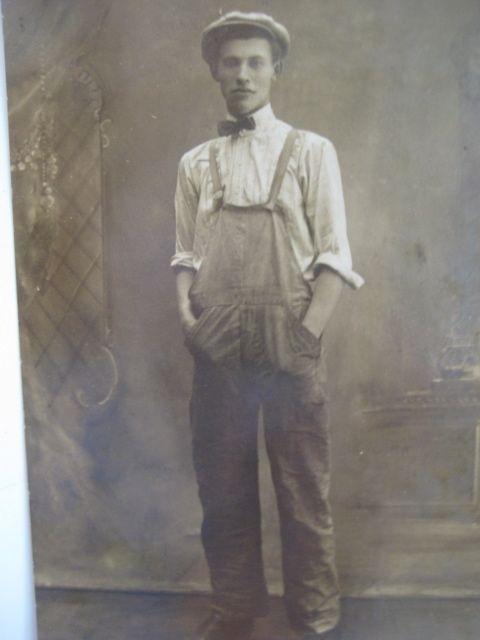 early 1900s fashion men - photo #8