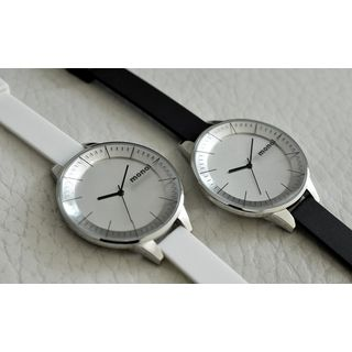 A great slimline watch that complements any outfit - Monol Visible Watch