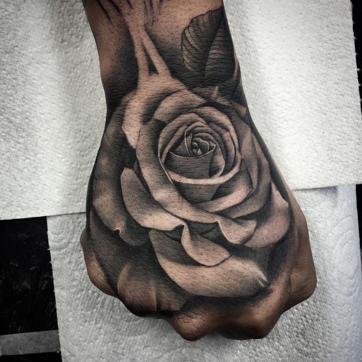 Rose Tattoo..