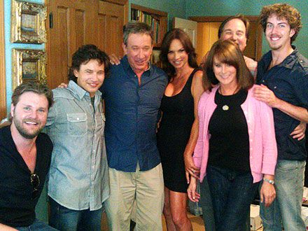 Holy Moley!! The Home Improvement Cast...all grown up! Yikes! lol