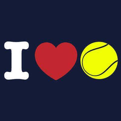 I <3 tennis #tennis