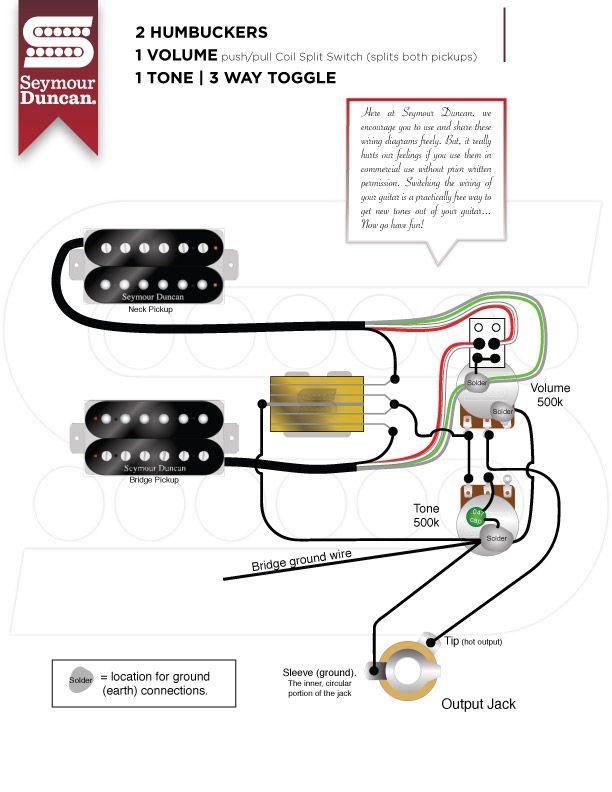 Epiphone 1 Tone 1 Volume Guitar Wiring Diagram