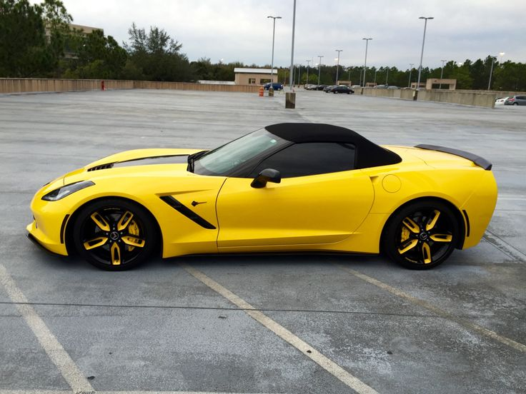Check out this Corvette and the other entries for the January 2015 C7 Stingray of the Month contest! #StingrayOfTheMonth #CorvetteStingrayForum
