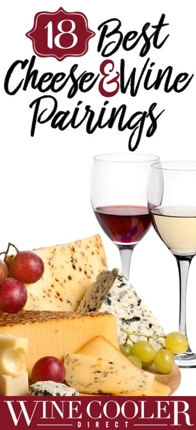 Cheese and wine have been paired together for centuries. The different kinds of cheese and wine can be paired in such a way that brings out the flavors.