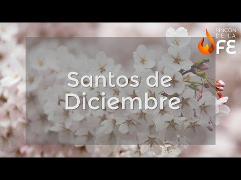 Santoral de octubre - Calendario santoral católico - YouTube