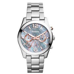 Fossil ES3880 Perfect Boyfriend horloge | Fossil @kish.nl