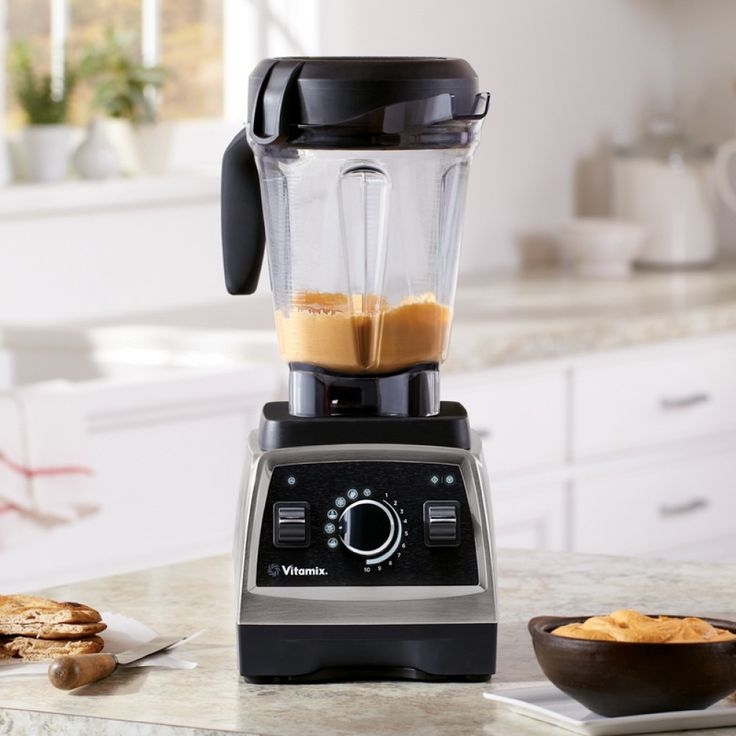 Vitamix Heritage Collection Professional Series 750 Blender | Our most popular blender, now at a special price! Heating setting allows you to make piping hot soups and sauces in minutes!