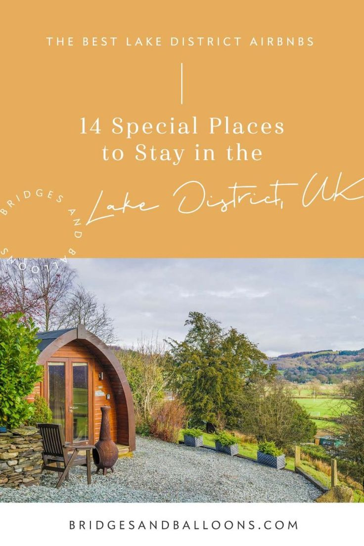 Airbnb Lake District: Complete Guide to the Best Airbnbs in the Lake District Places Around The World, Travel Around The World, Around The Worlds, Places To Visit Uk, Travel Specials, Uk Holidays, Adventure Holiday, Lake District, Lake View