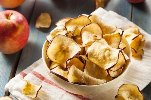chips di mela