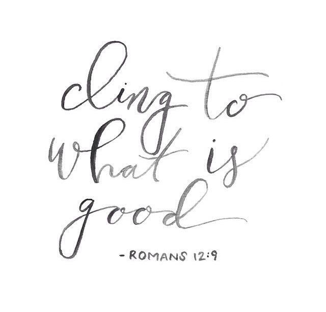 Romanos 12:9